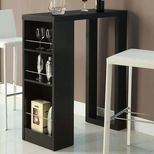 Bar Units And Tables Small Table With Storage