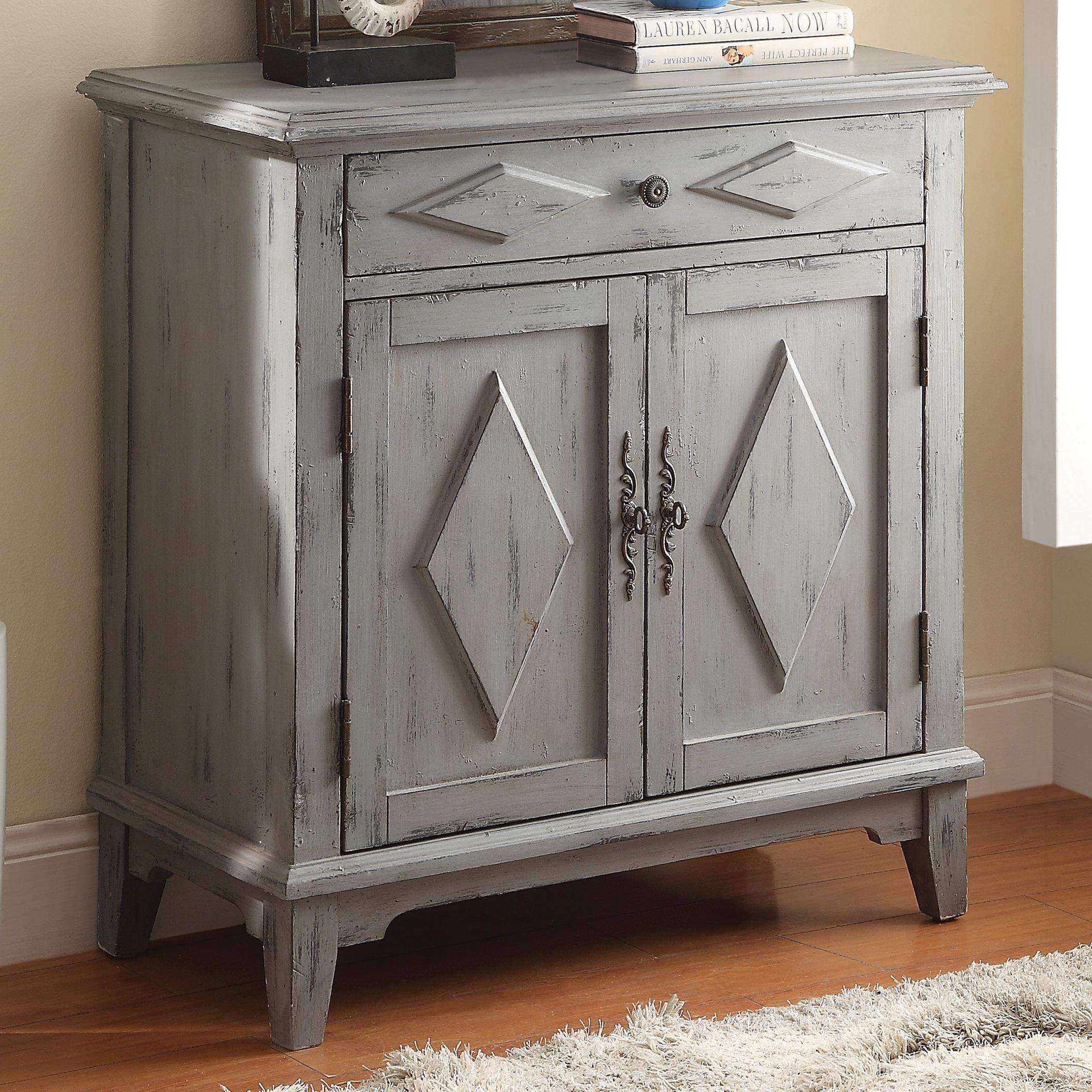 You are here: Home > Shop > Products > Accent Cabinets Distressed Blue