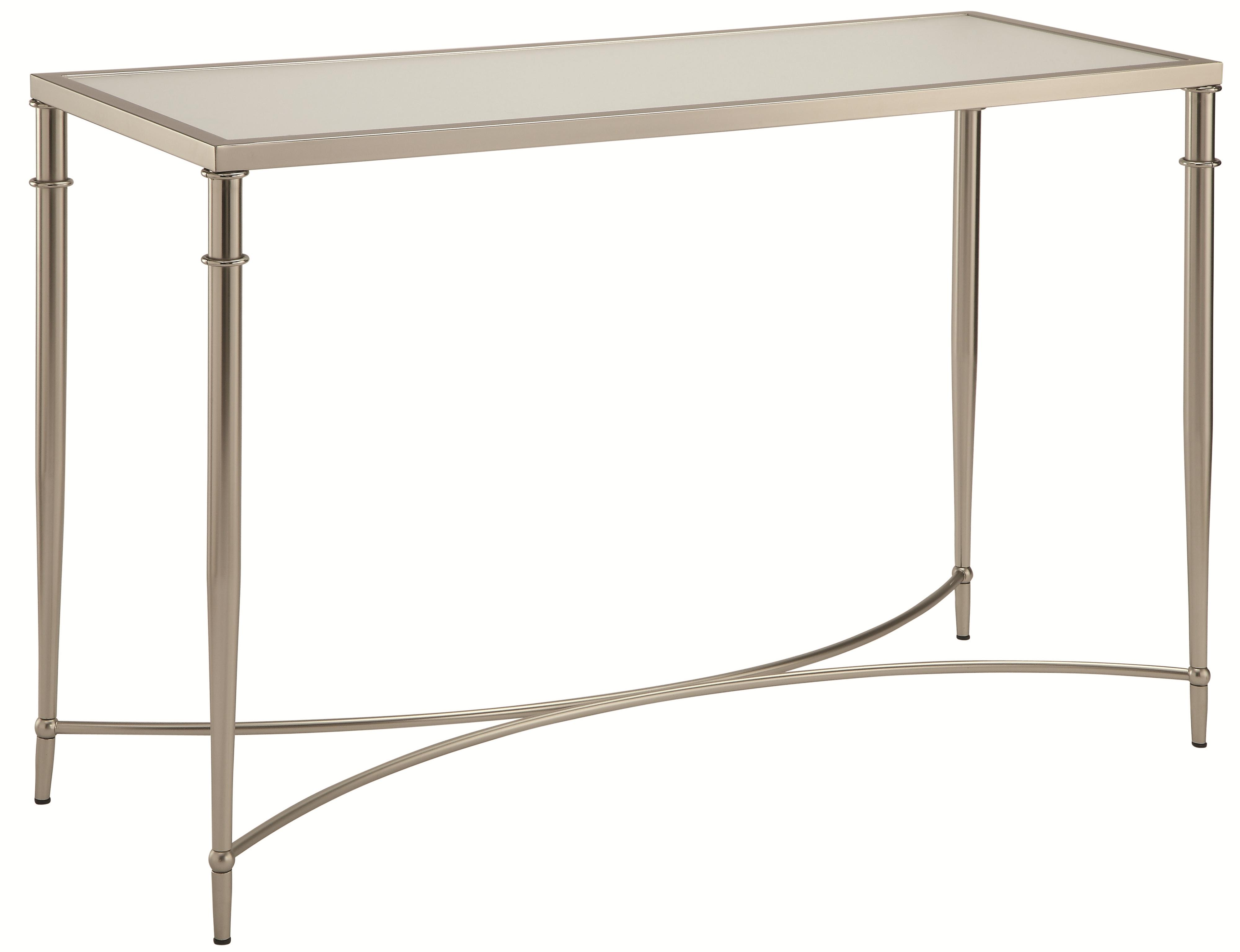 70334 sofa table with metal legs and frosted glass top quality furniture at affordable prices Frosted glass furniture