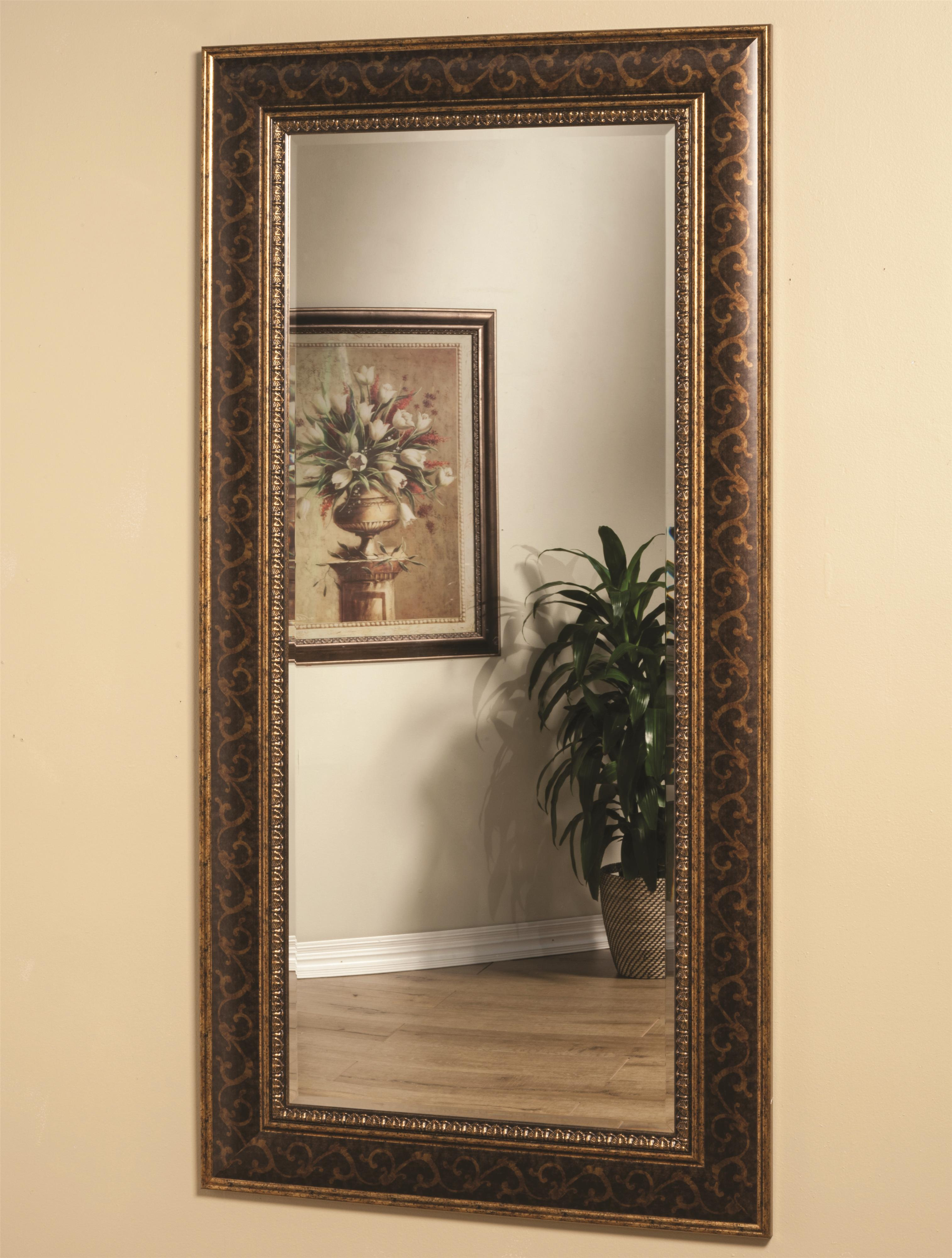 Whole wall mirror design the image kid for Full length wall mirror