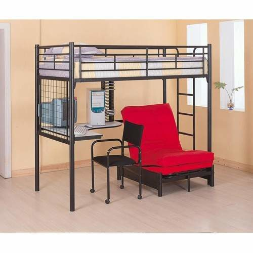 Loft Bed With Chair And Desk Cheaper Than Retail Price Buy Clothing Accessories And Lifestyle Products For Women Men