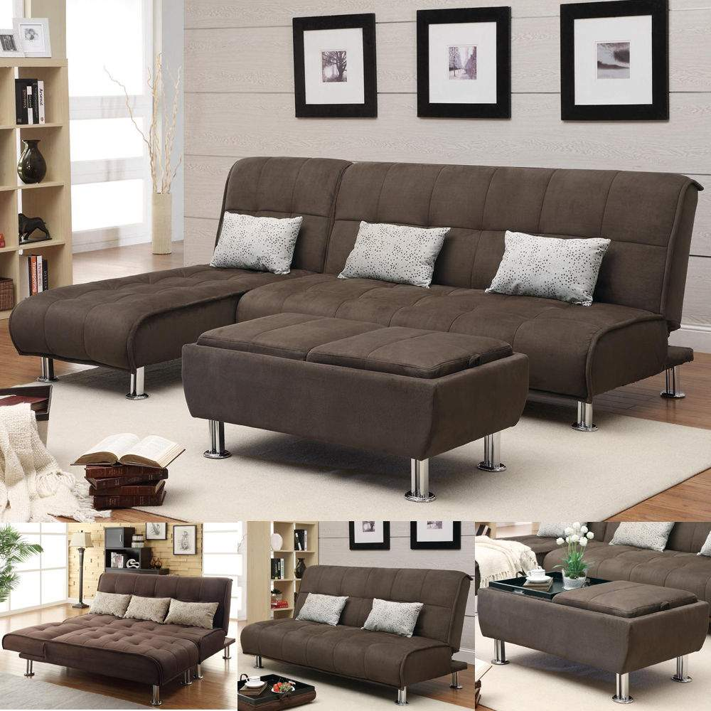 Sofa beds sectional sofa sleeper quality furniture at for Affordable sectional sofa beds