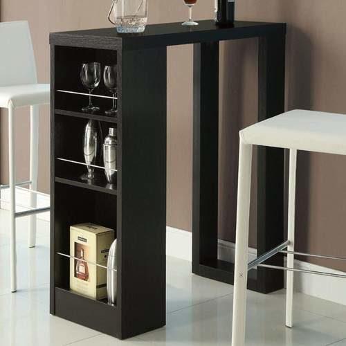 Ordinaire Bar Units And Bar Tables Small ...