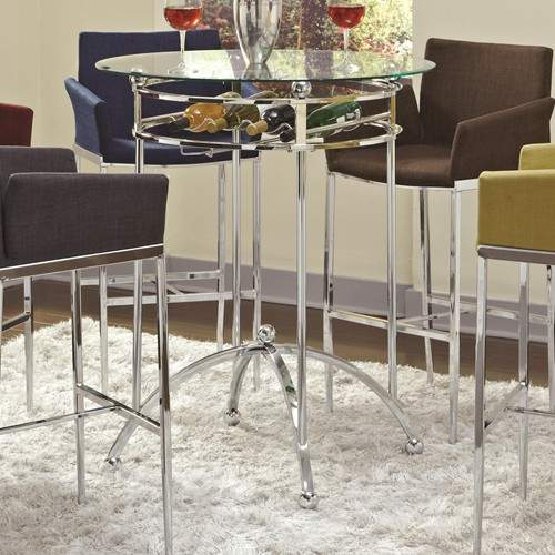 Bar Units And Bar Tables Modern Bar Height Table With Glass Top Quality Furniture At
