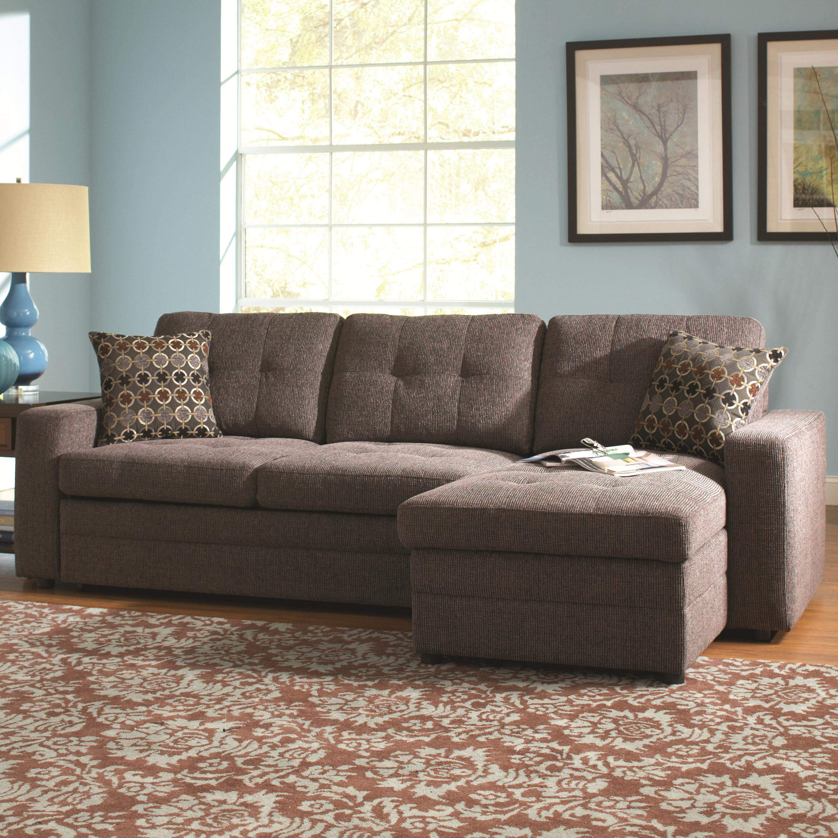 Gus Small Sectional Sofa With