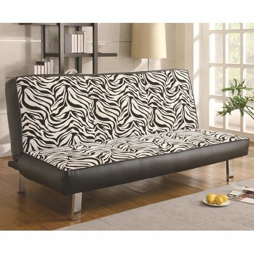 Sofa Sleeper With Fold Down Futon