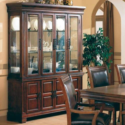 Westminster China Cabinet With Glass Doors Quality