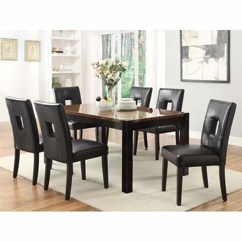 Timothy 7 Piece Dining Table Set With, 7 Piece Dining Room Set Under $500
