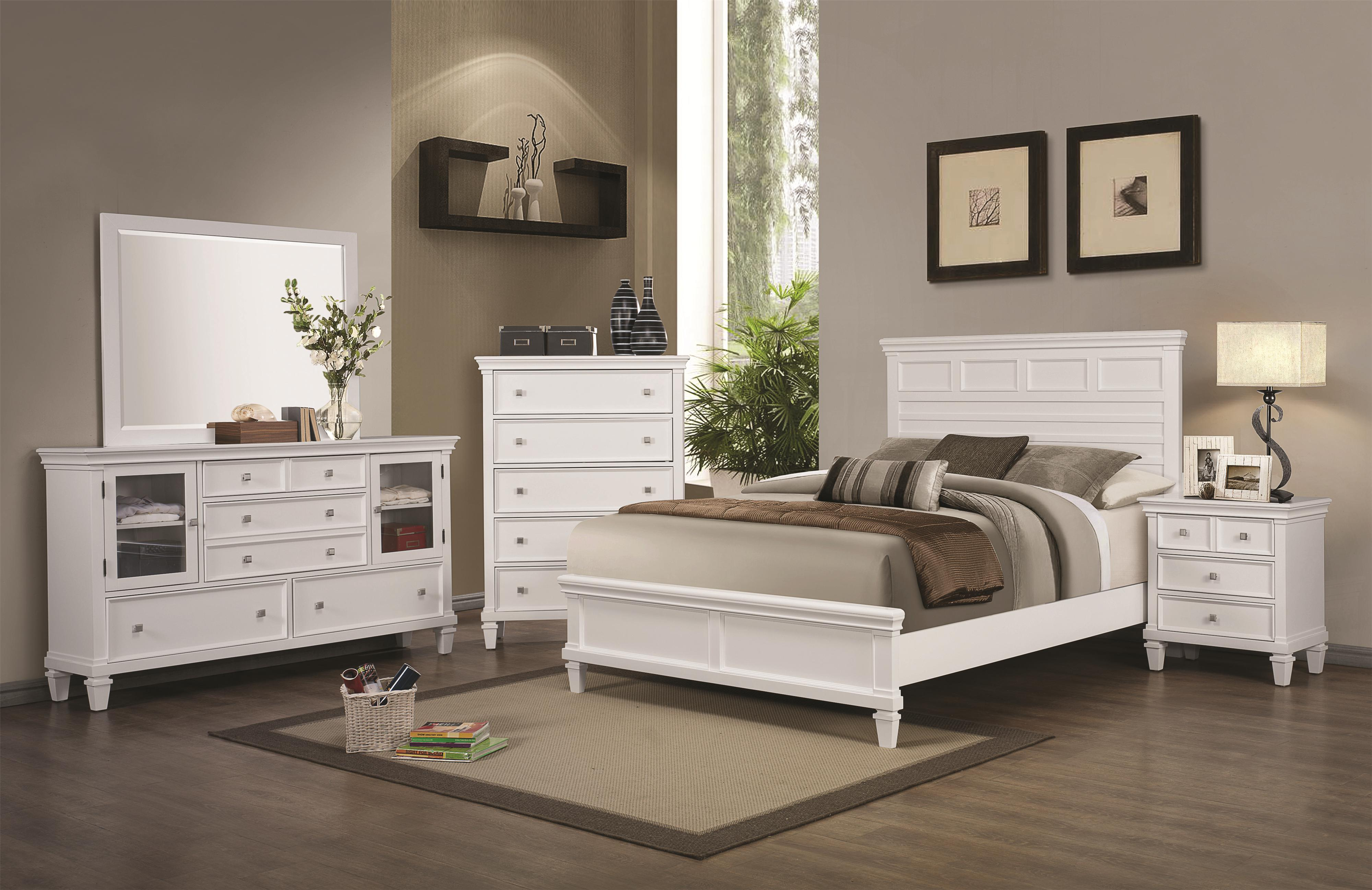 Camellia 4 Piece Bed Set Quality Furniture At Affordable Prices