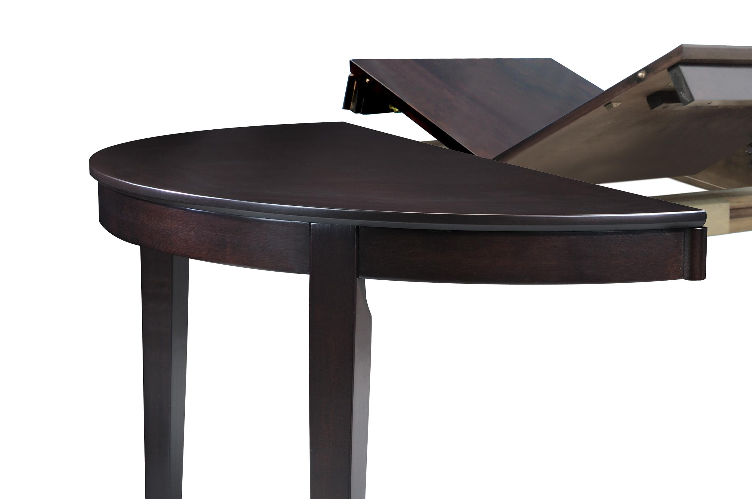 Nathan 7 Piece Dining Set With Oval Table And Slat Back