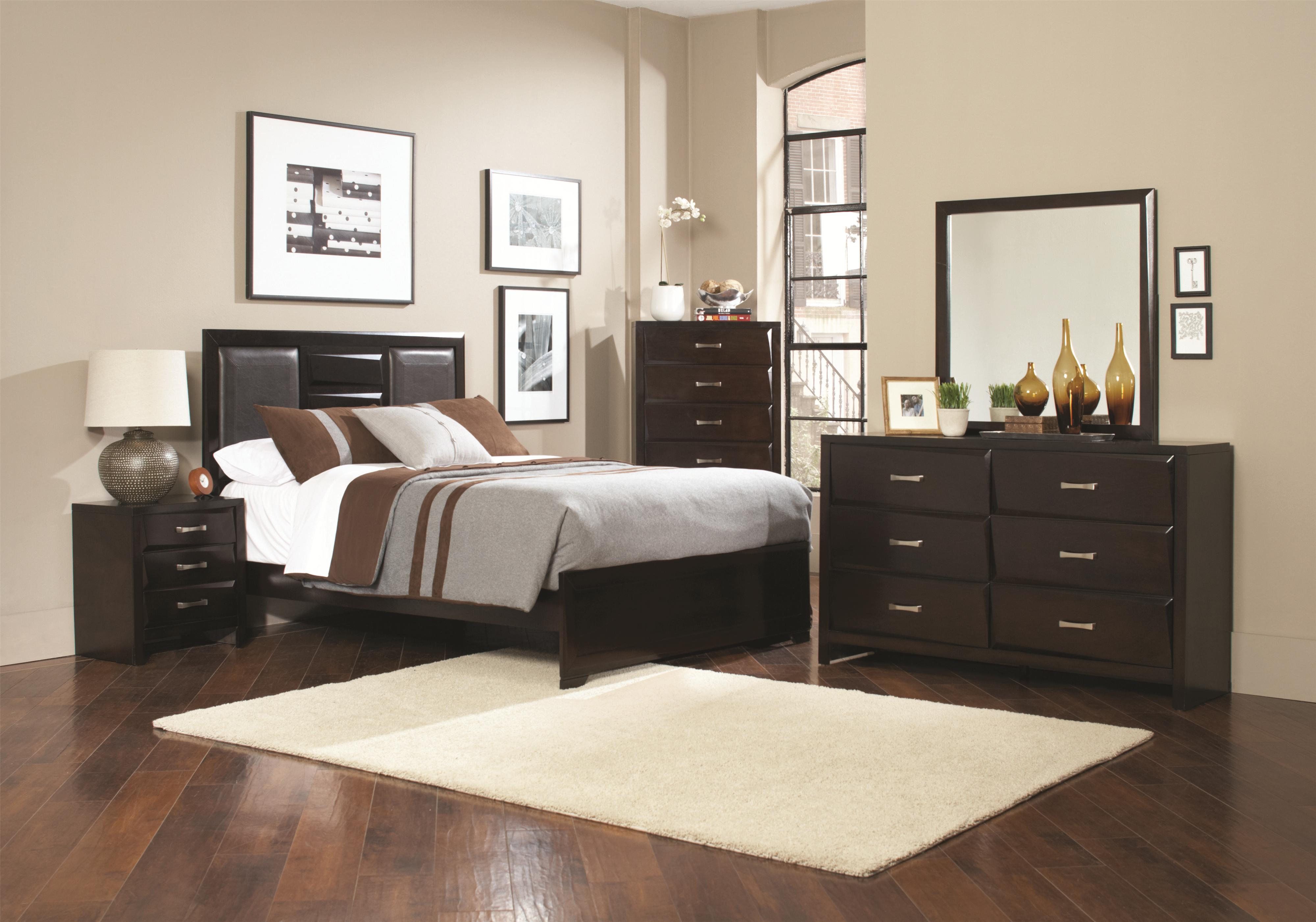Palmetto 4 Piece Bed Set Quality Furniture At Affordable