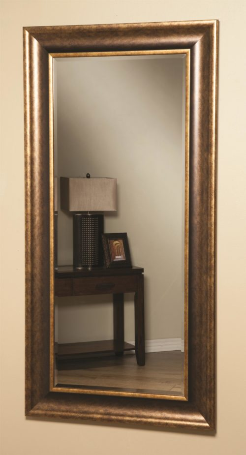 Accent Mirrors Rectangular Wall Mirror