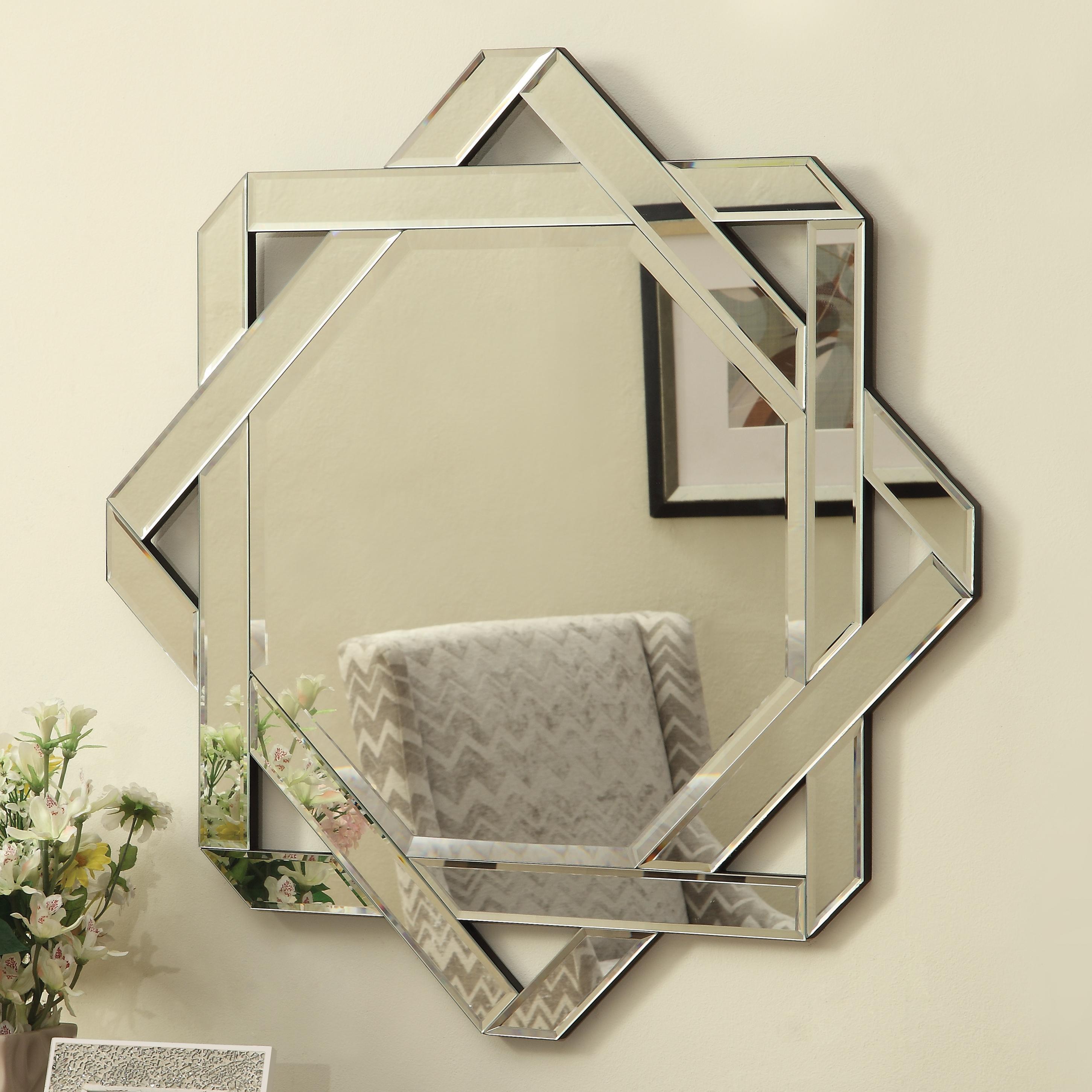 Accent Mirrors Star Shaped Wall Mirror Quality furniture  : Accent Mirrors901812 b0 from furniturewares.com size 2901 x 2901 jpeg 564kB