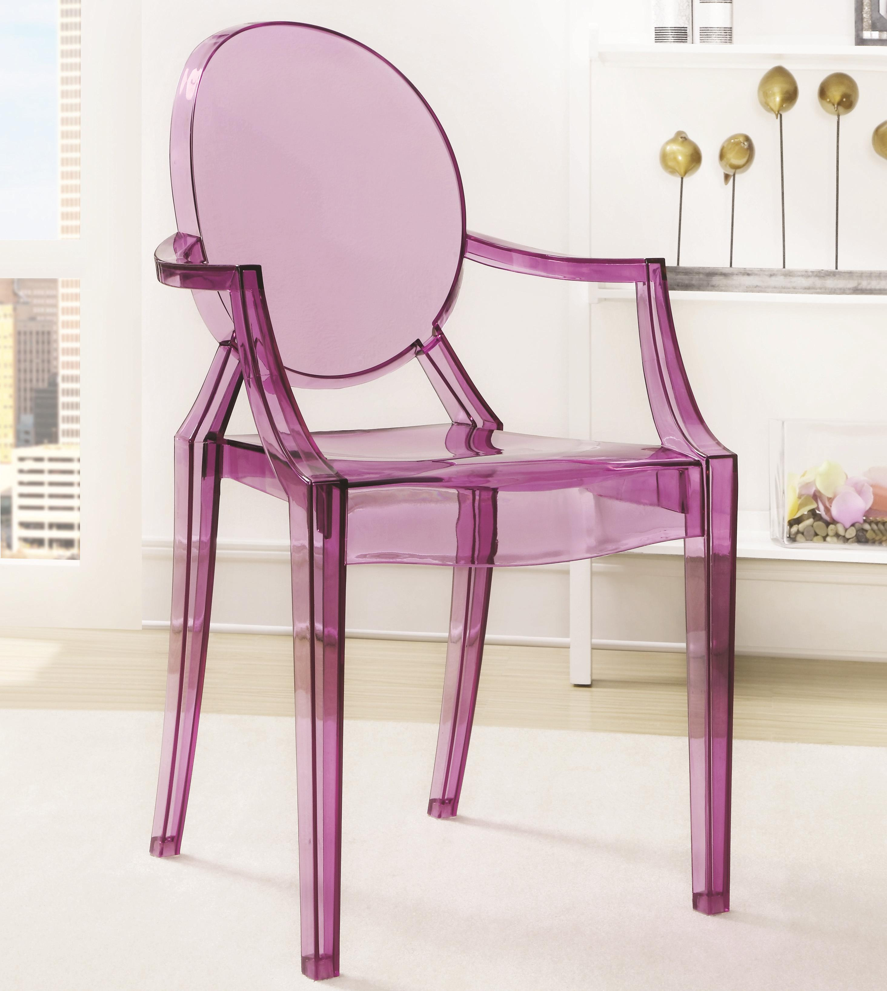 Accent Seating Stackable Clear Purple Chair with Round  : Accent Seating900545 b2 from furniturewares.com size 2928 x 3270 jpeg 536kB