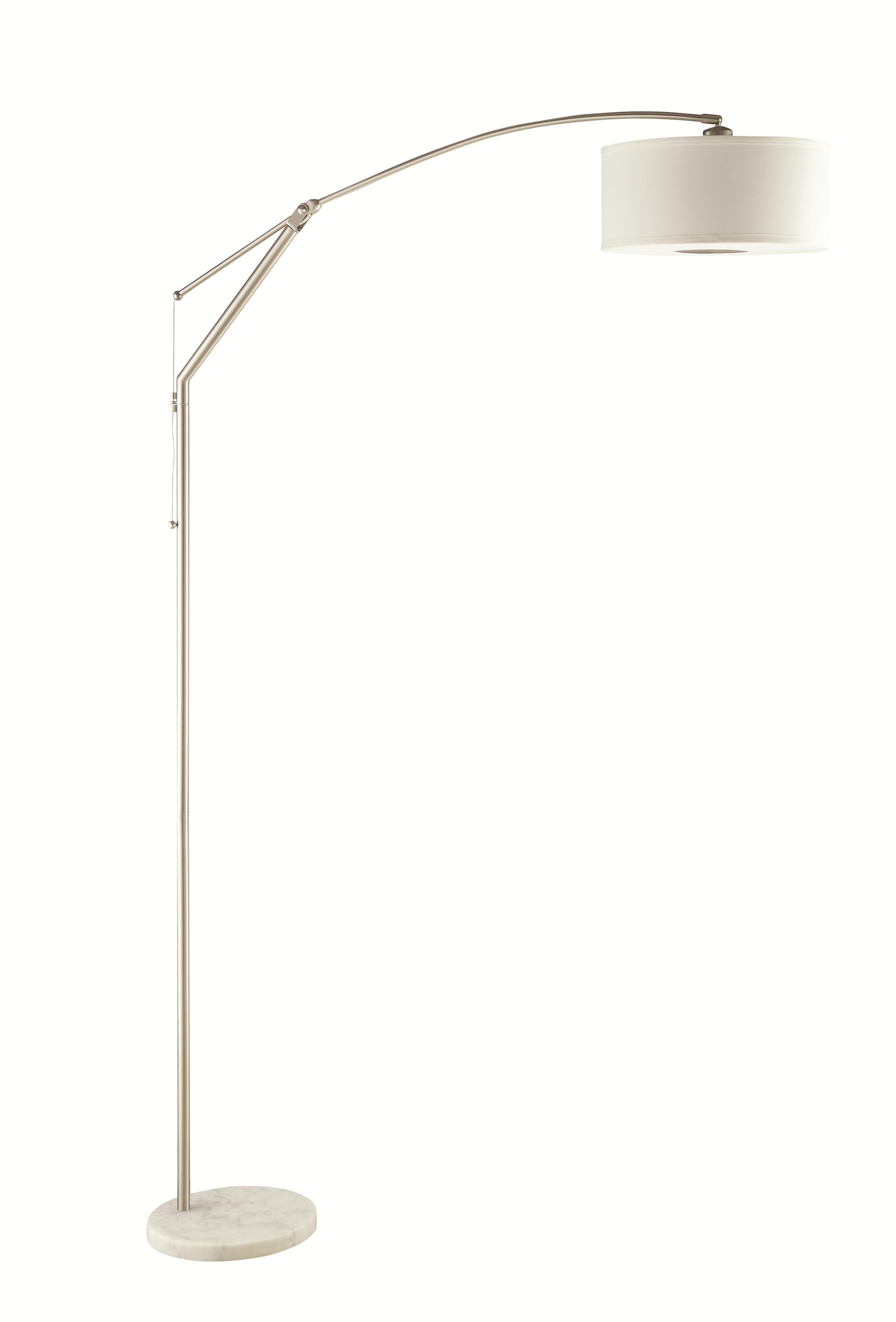 black lamp matte arc murrillo chrome up sand get floor brighten lighting to arch your lamps chandeliers home and