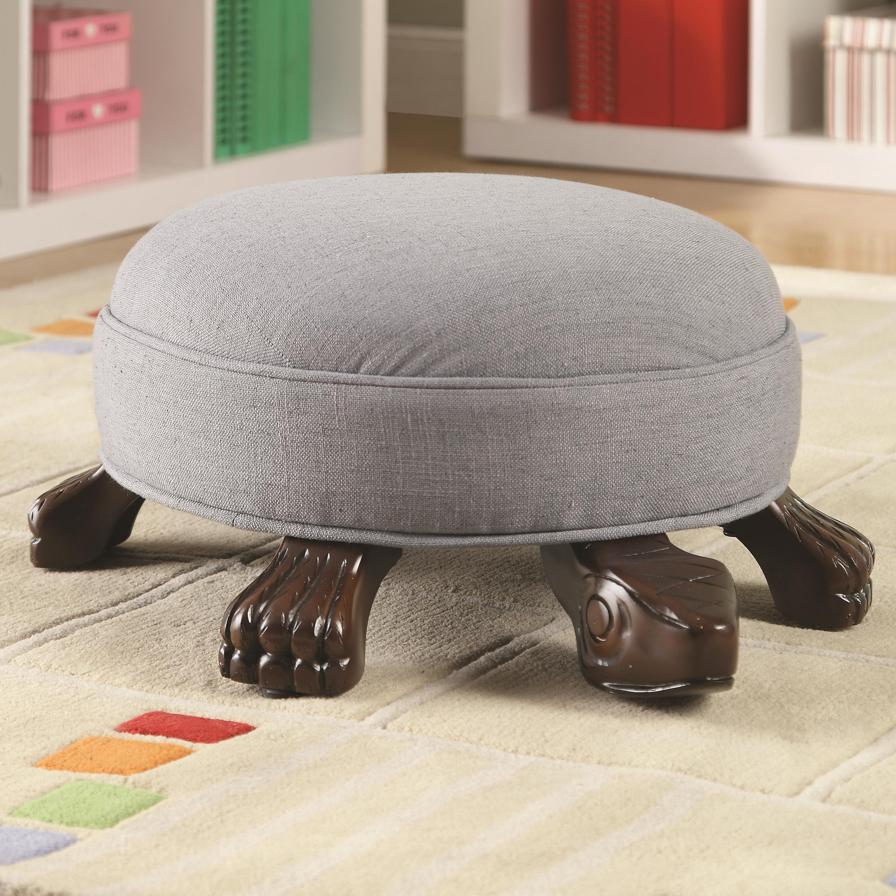 Ottomans Turtle Shaped Ottoman Quality Furniture At