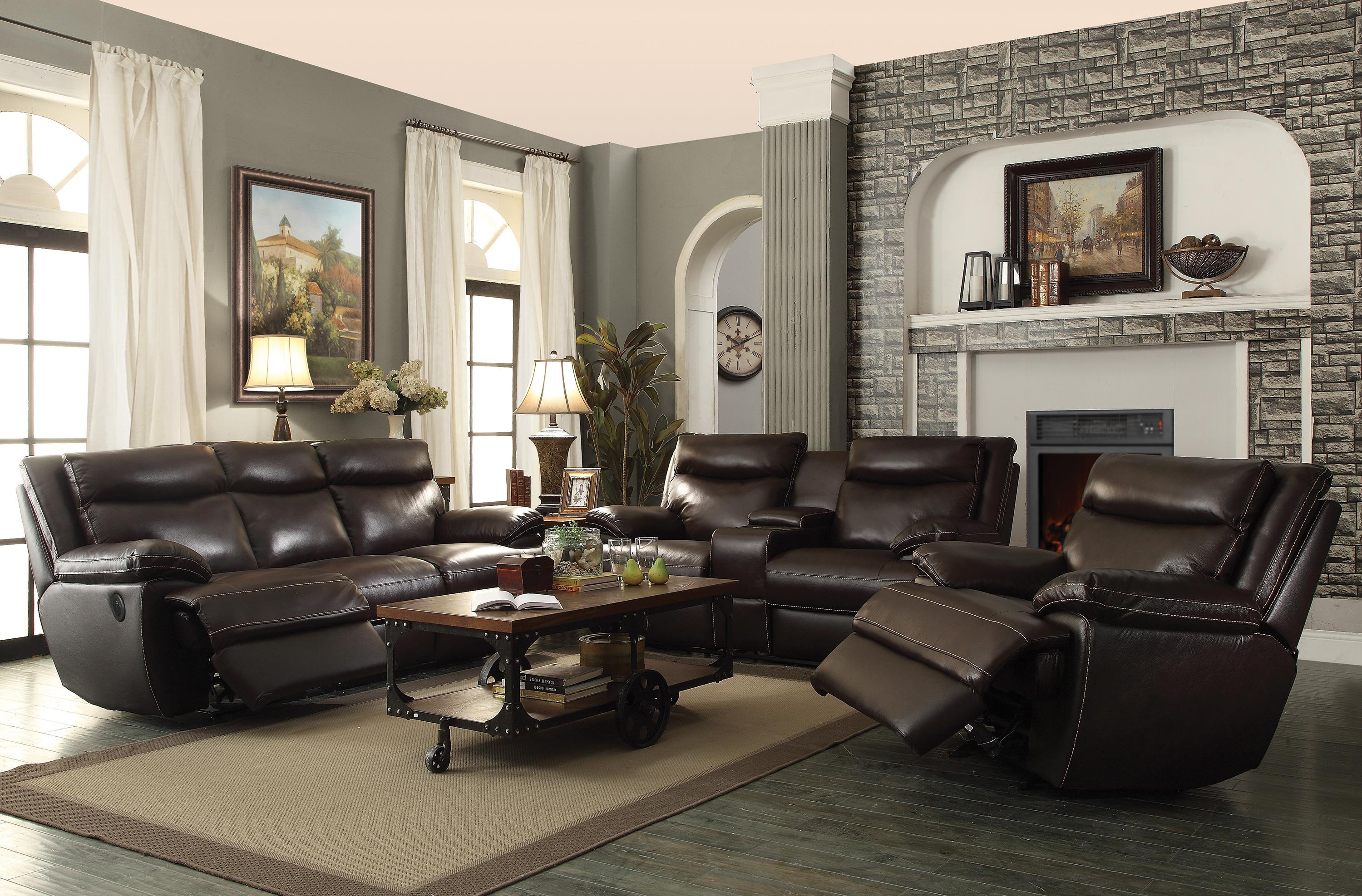 Macpherson Casual Reclining Sofa With Usb Charging Ports Quality Furniture At Affordable