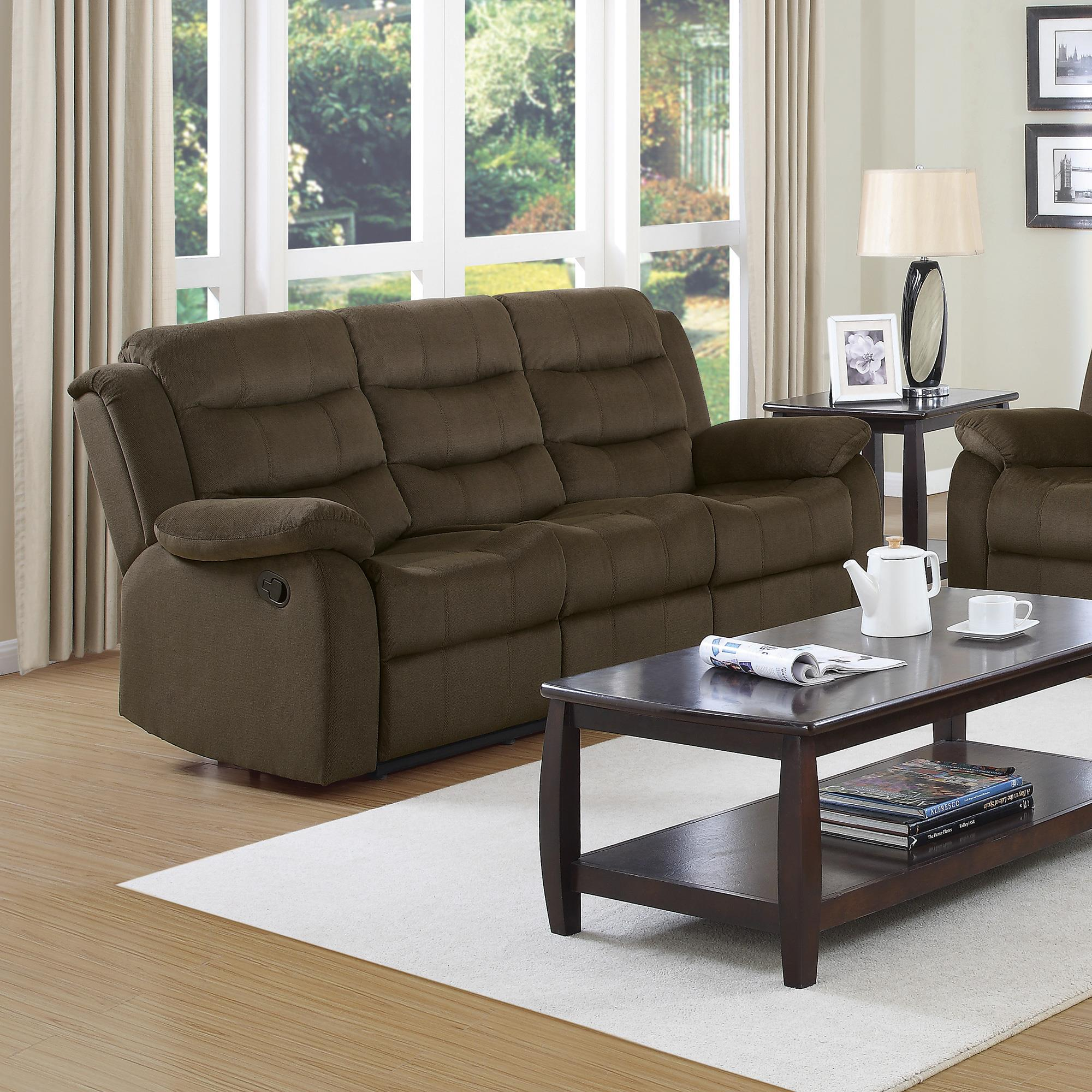 Rodman Casual Motion Sofa With Pillow Arms Quality