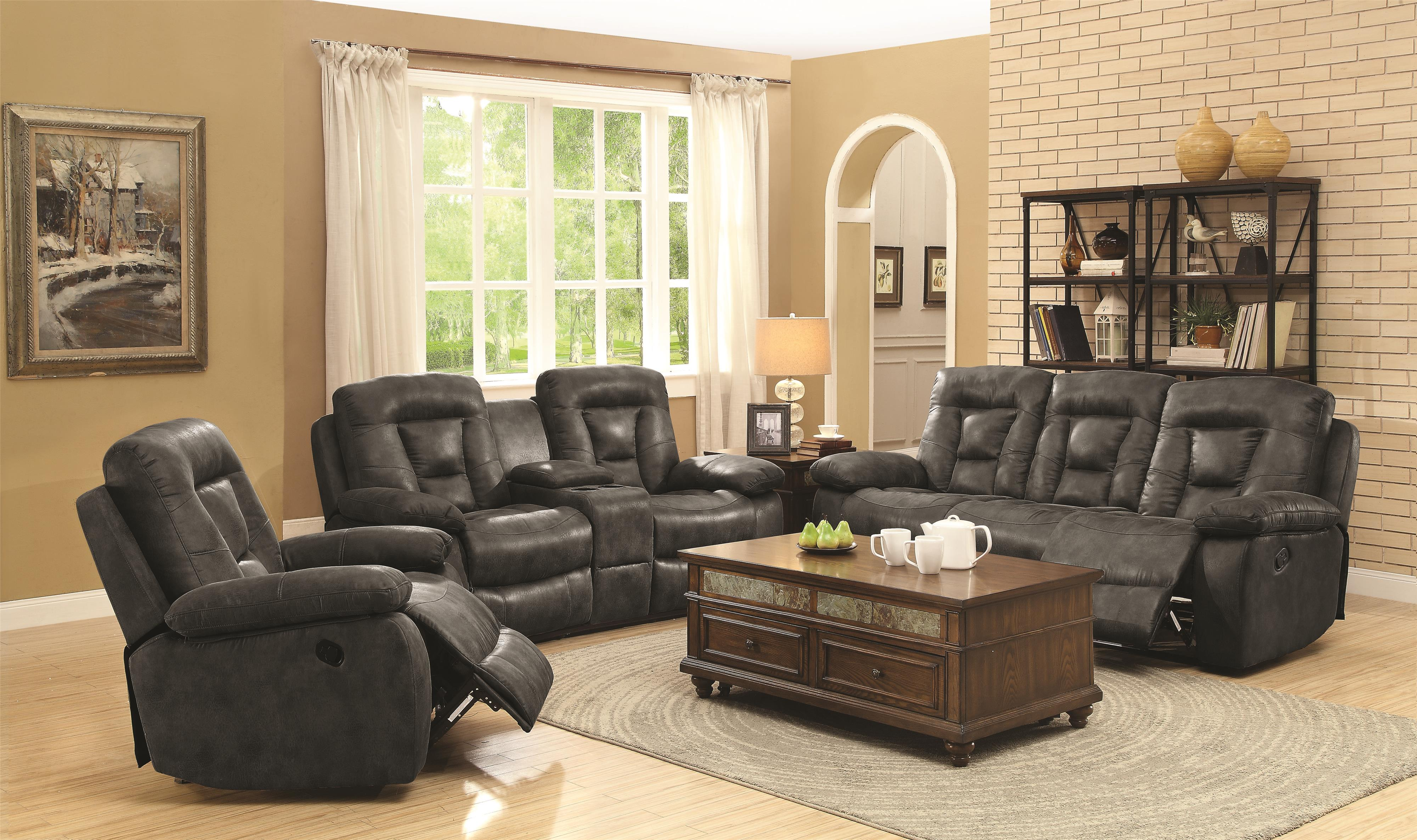 Evensky Power Recliner In Performance Fabric Quality Furniture At Affordable Prices In
