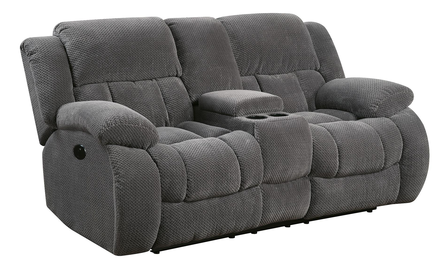 Weissman Casual Pillow Padded Reclining Sofa Amp Love Seat