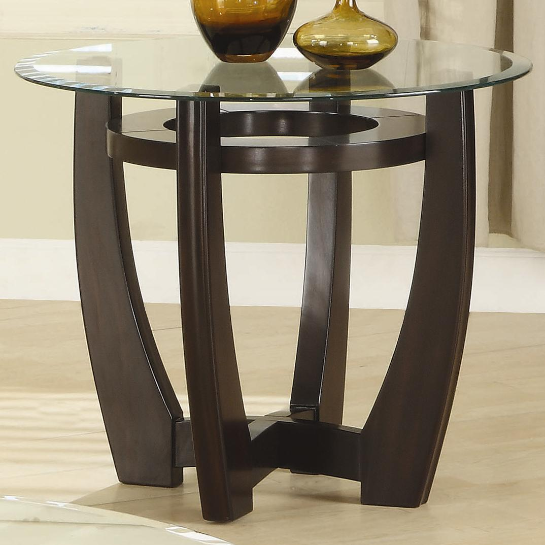 Occasional Tables: 3 Piece Occasional Table Sets Contemporary 3 Piece
