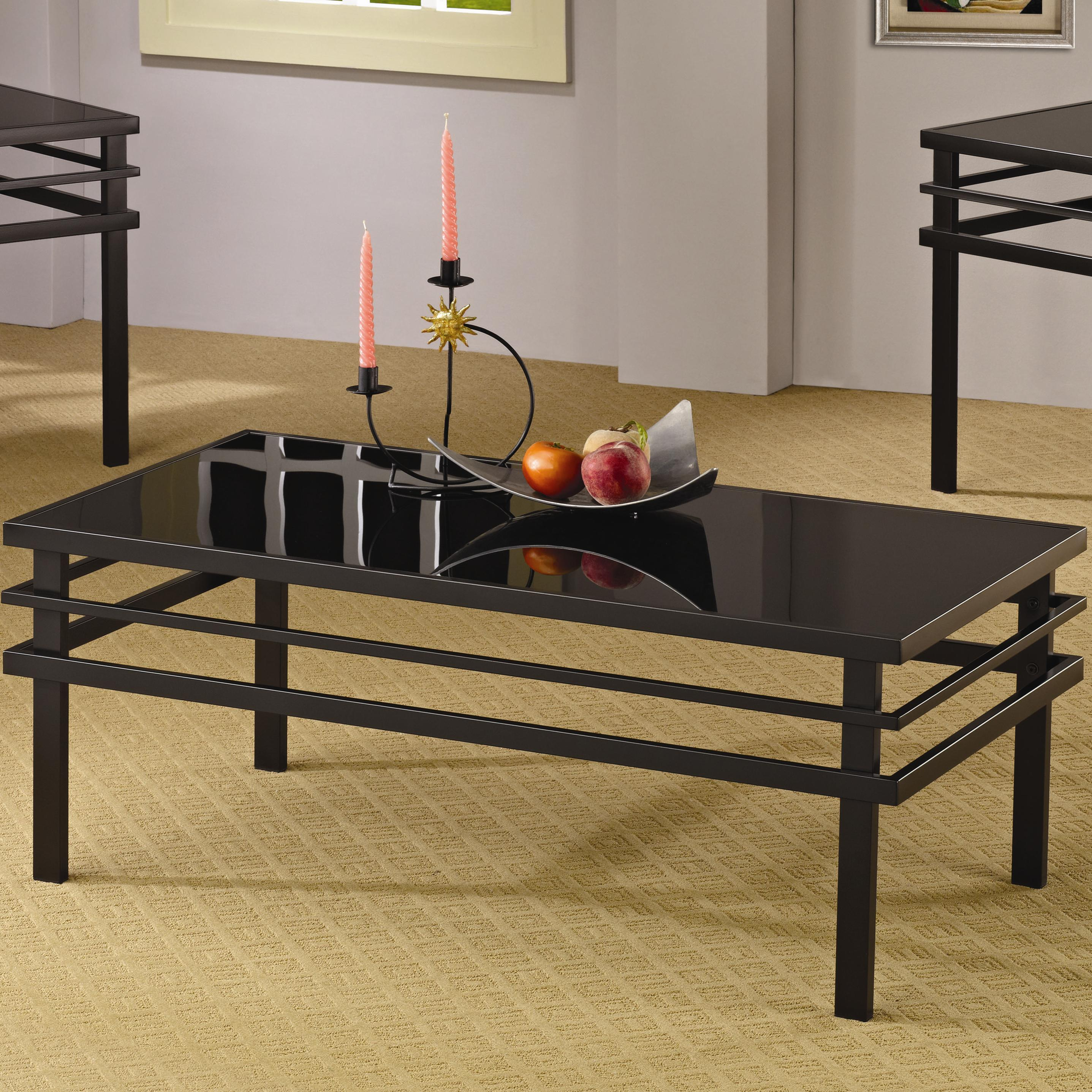 3 piece occasional table sets modern coffee table and end. Black Bedroom Furniture Sets. Home Design Ideas