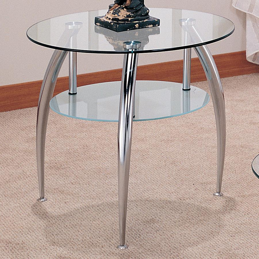 Oval Glass Coffee Table 3 Piece Set Furniture Home Decor: 3 Piece Occasional Table Sets 3 Piece Chrome And Glass