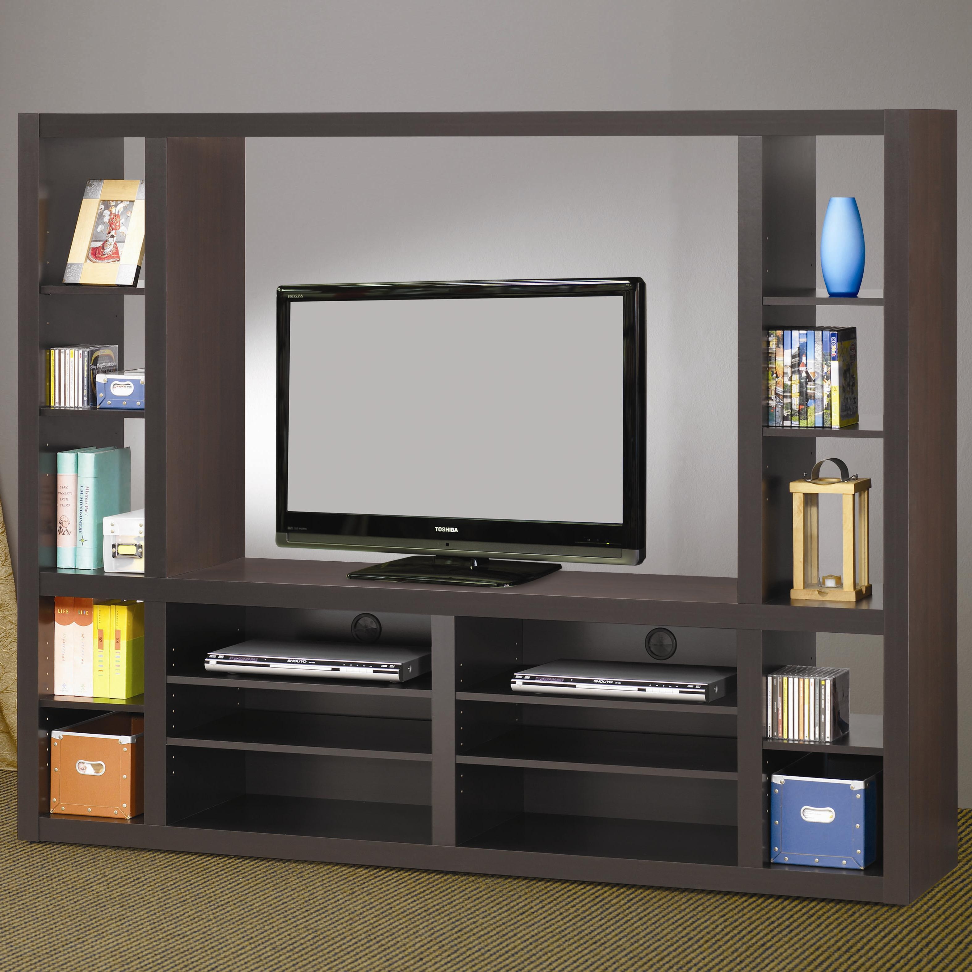 Contemporary Wall Unit contemporary wall entertainment center