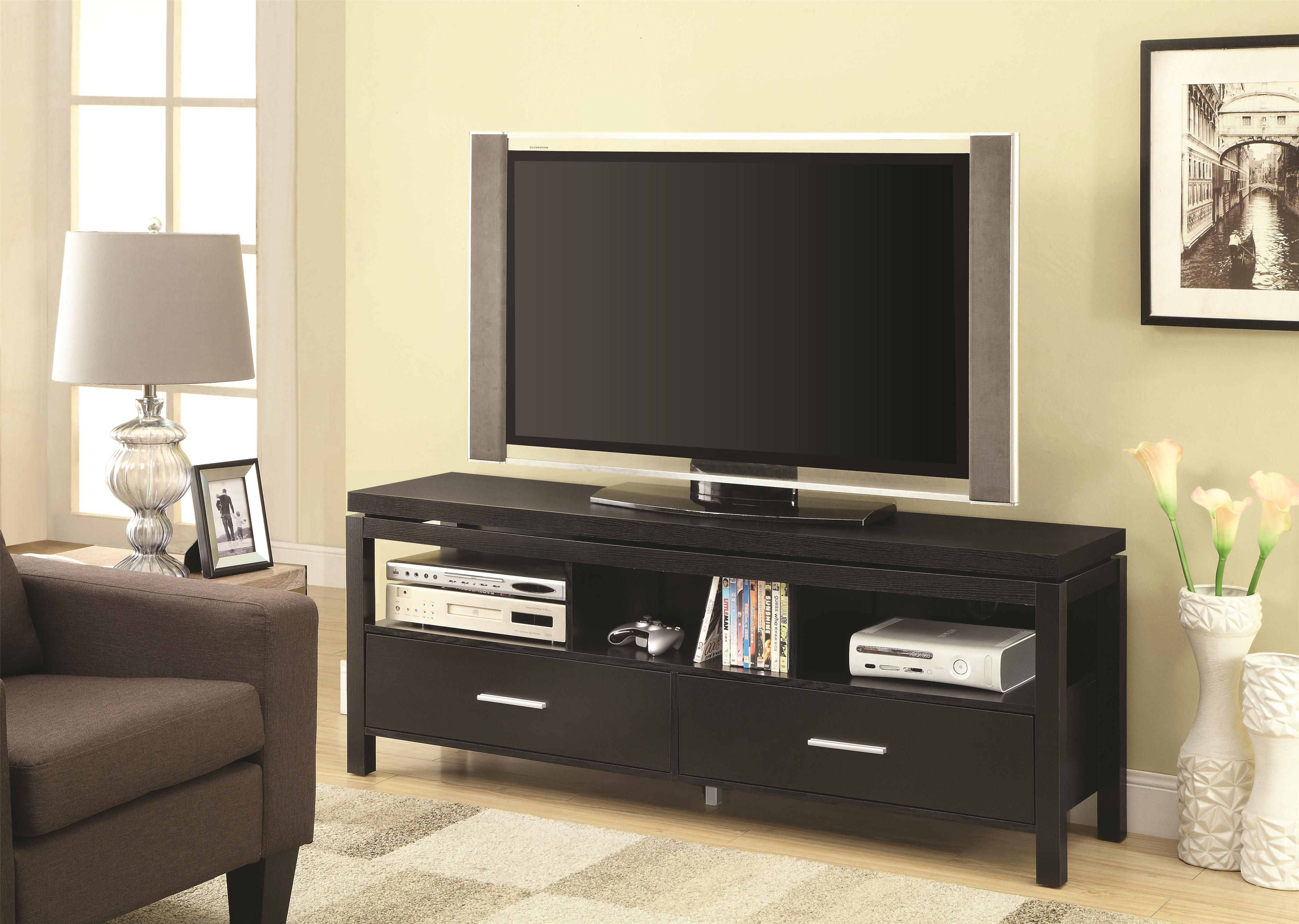 Wall Units Tv Console W Drawers Quality Furniture At