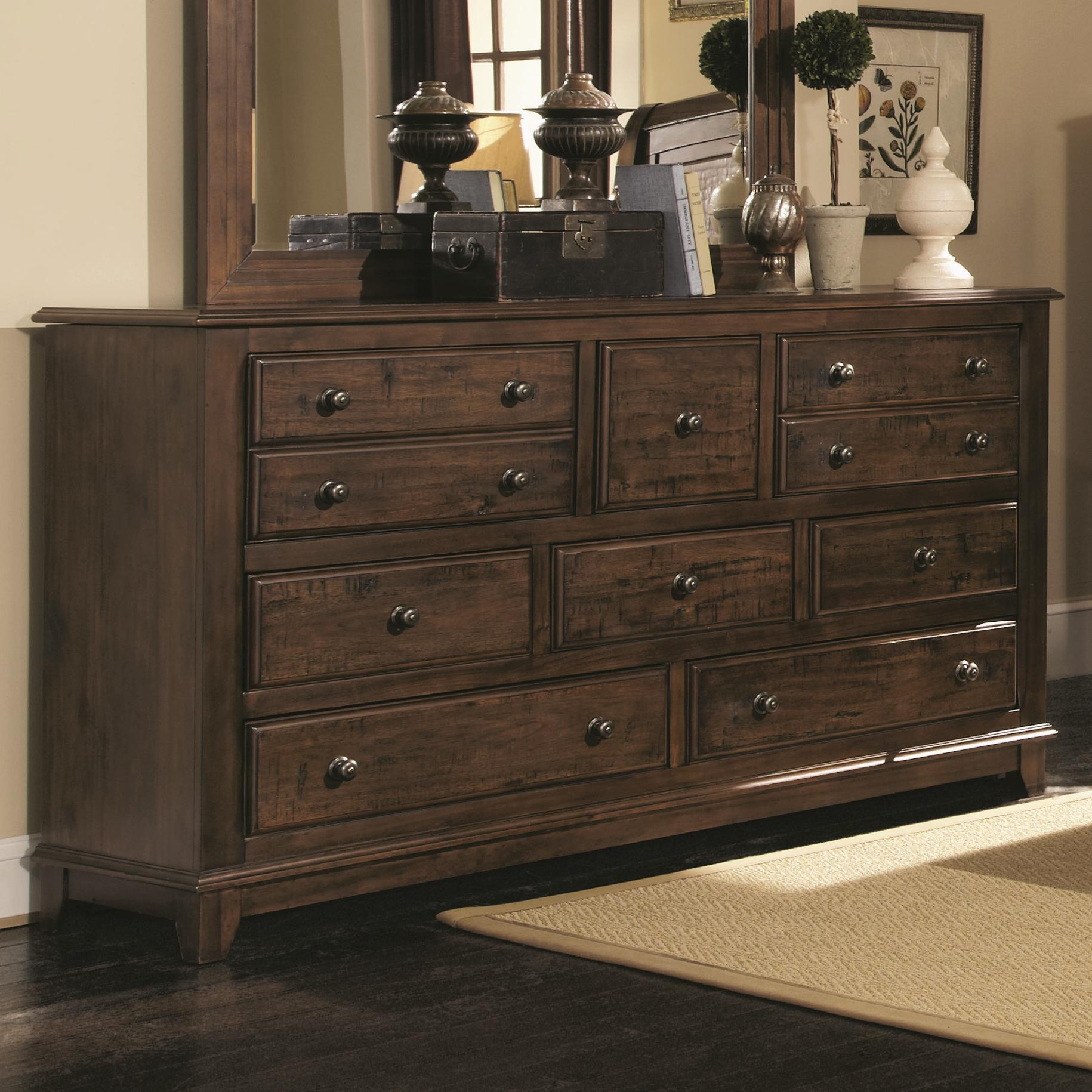 Laughton Casual Dresser With 8 Drawers Quality Furniture At Affordable Prices In Philadelphia