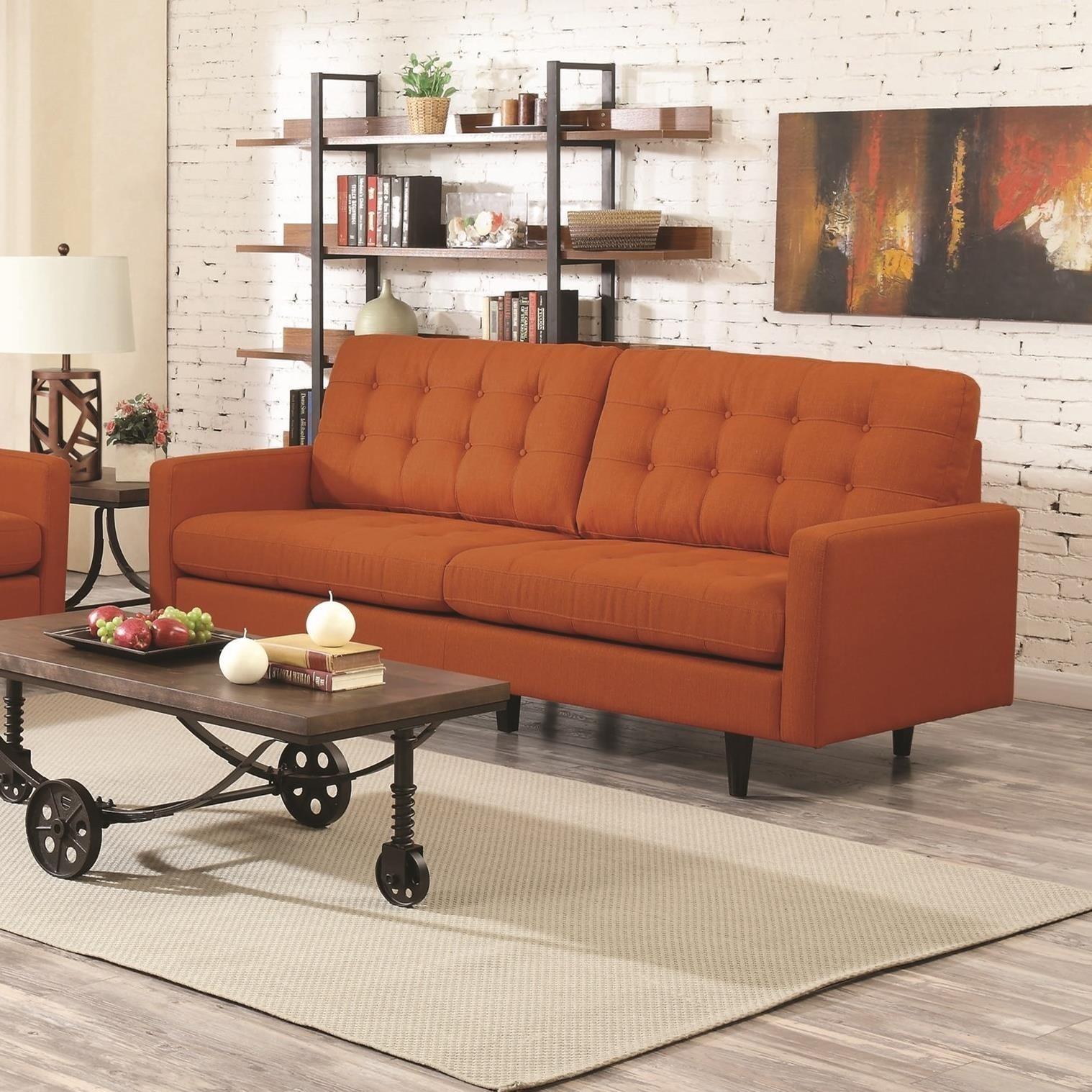 Kesson Mid Century Modern Sofa Quality Furniture At Affordable Prices In Philadelphia Main Line Pa