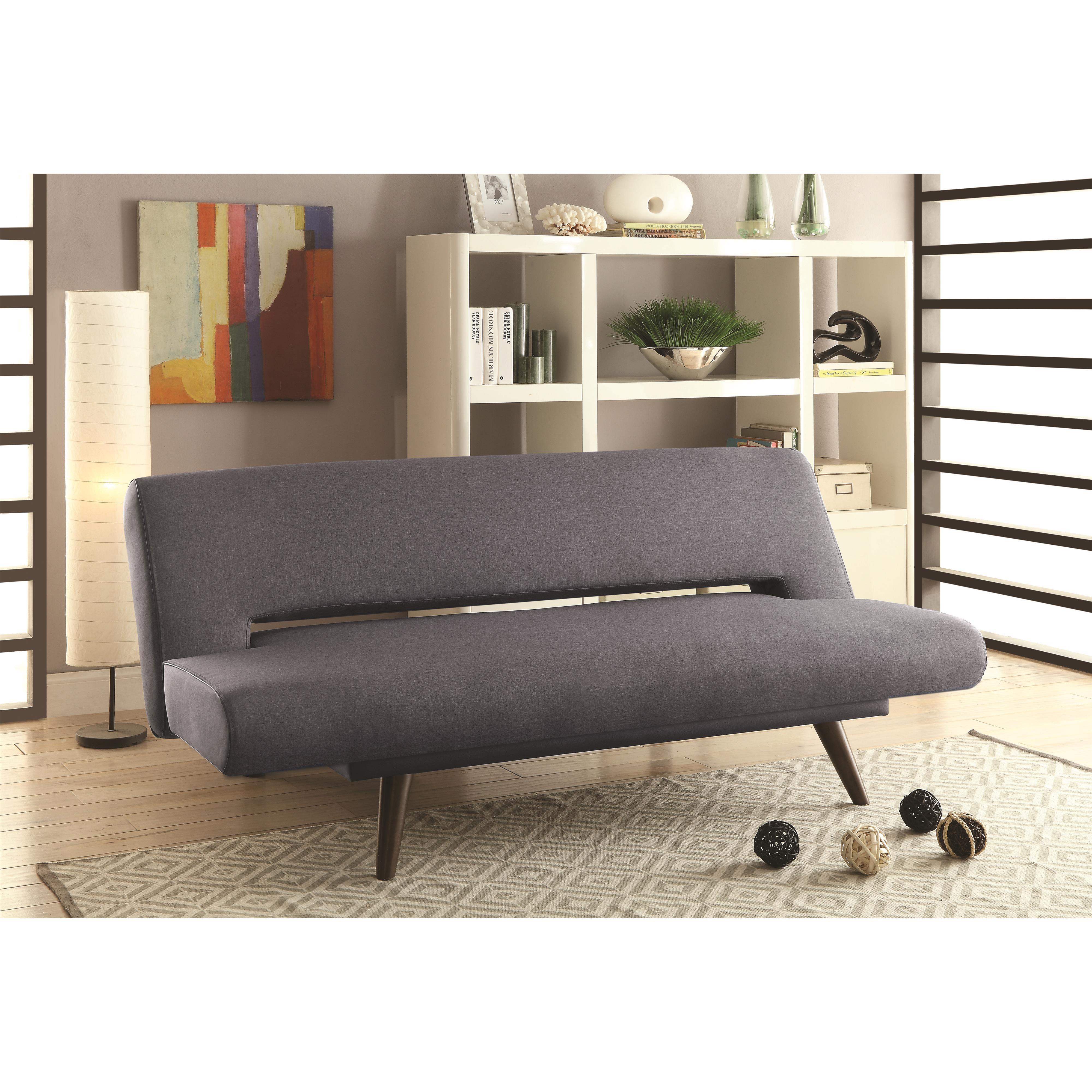 Sofa Beds And Futons Mid Century Modern Adjustable Sofa