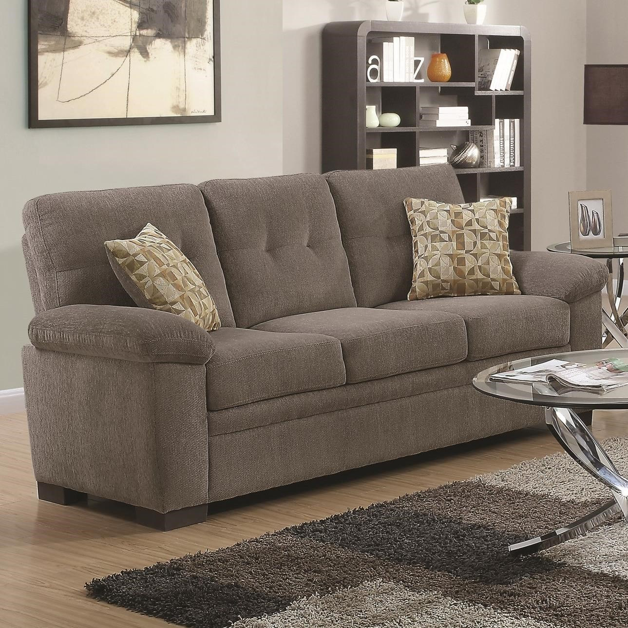 Fairbairn Sofa With Casual Style