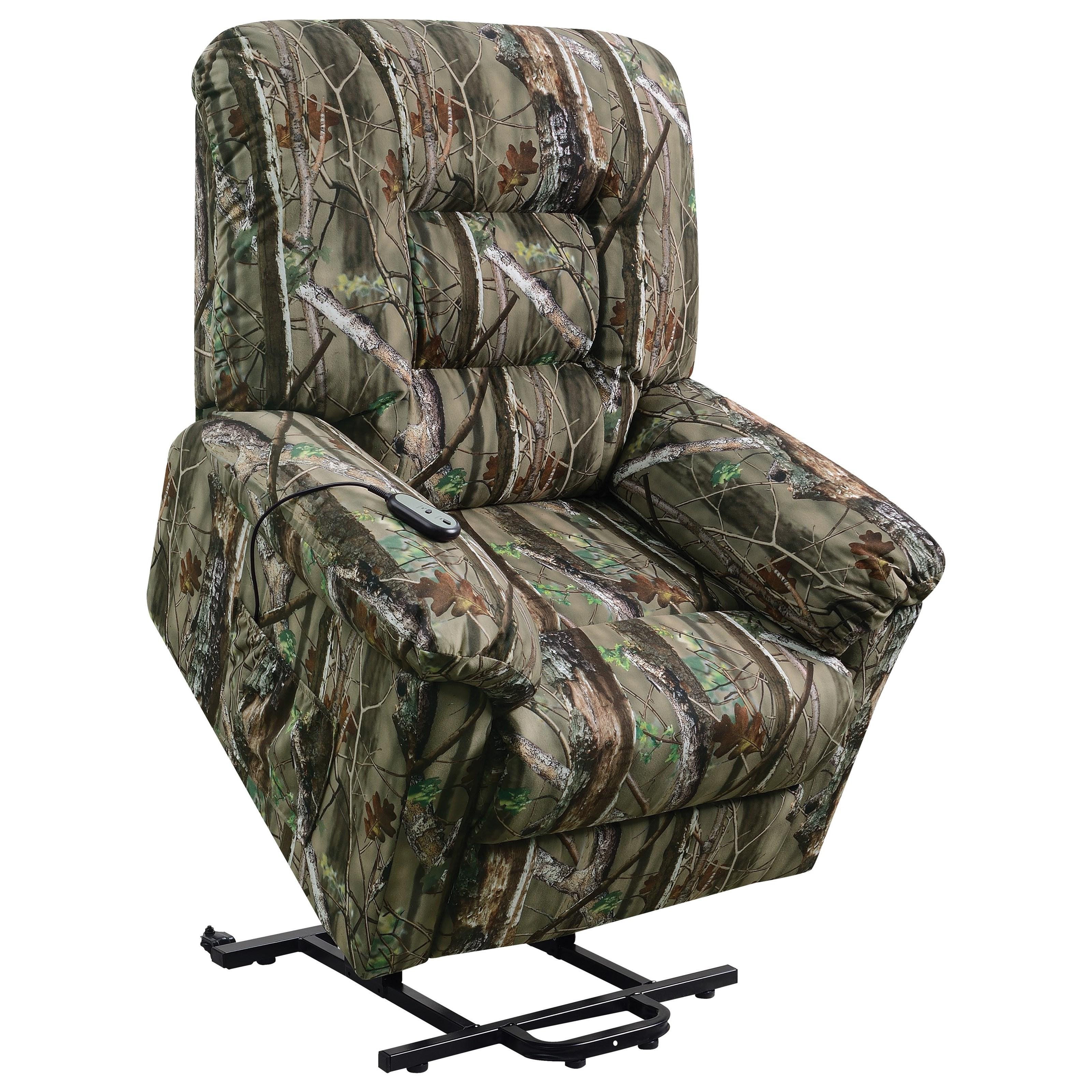 Camo Lift Chair: Lift Chairs Camouflage Lift Recliner