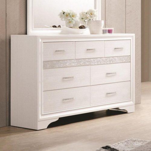 Miranda 7 Drawer Dresser With Hidden Jewelry Tray