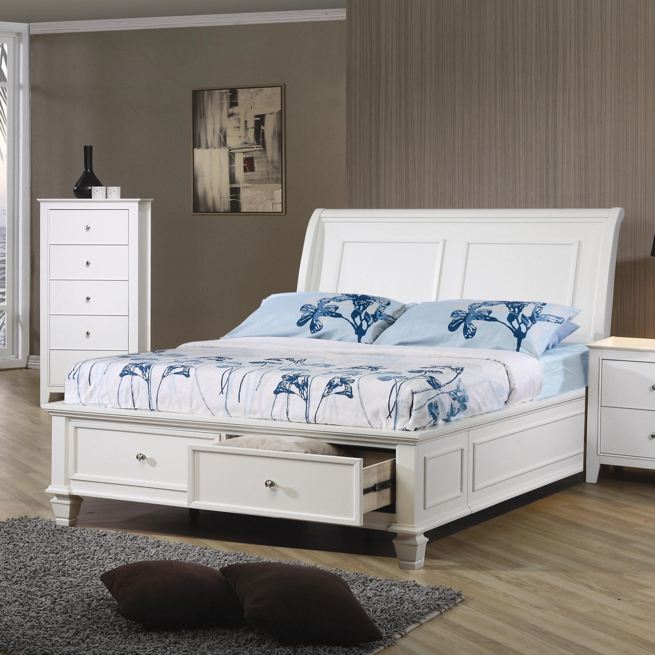 size storage white drawers captivating inspiration inspirational with designing king full ideas home bed underneath decorating appealing frame in twin