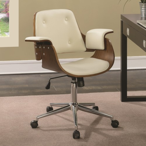 Cheap Modern Office Chairs: Office Chairs Mid-Century Modern Office Chair With